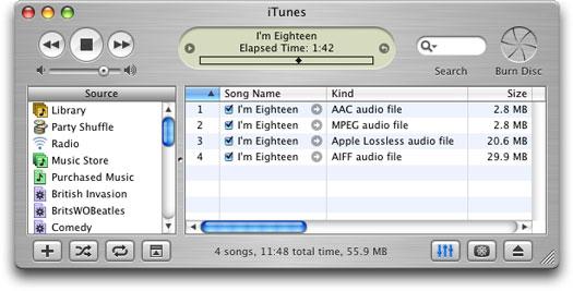 GarageBand Audio Files: Understanding Compression - dummies