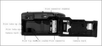Loading 35mm Film Like a Pro - dummies