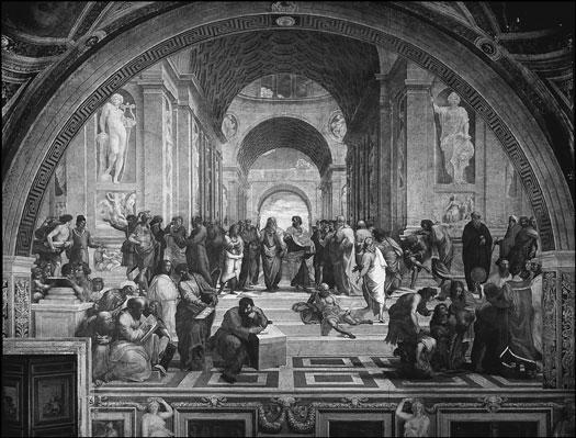 Figure 2 raphaels the school of athens