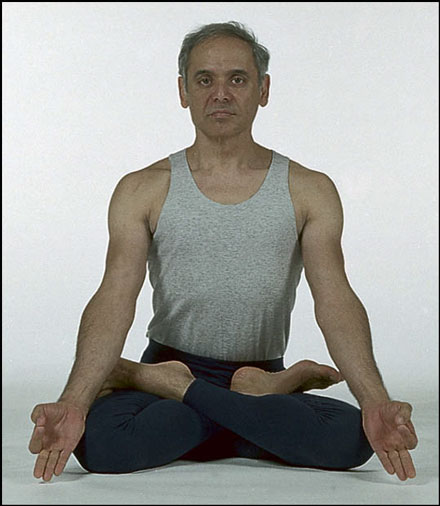 The Full Lotus Posture