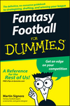 Understanding Fantasy Football Snake and Auction Drafts - dummies
