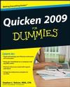 Quicken 2009 For Dummies