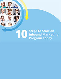 10 Steps to Start an Inbound Marketing Program Today