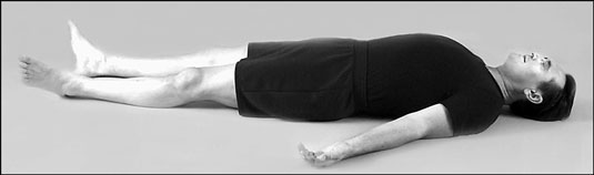 The corpse is the most popular of all yoga poses.