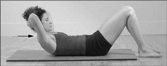 The Cervical C Curve in Pilates.