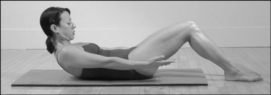 The Pilates Abdominal Position.