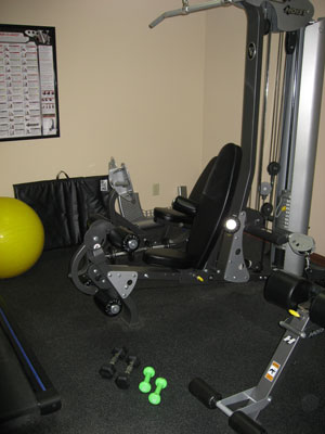 How to plan a home gym dummies