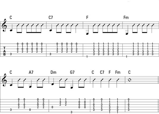 How to Use Pick-Strum Patterns to Add Variety to Blues