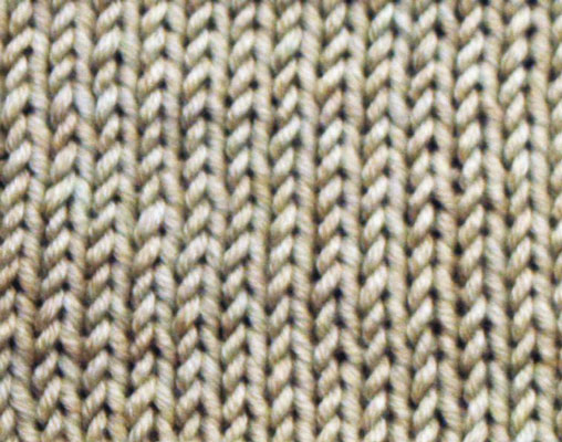 How To Knit The Stockinette Stitch Dummies