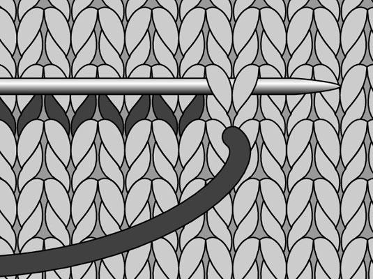 How To Add Duplicate Stitch To Knitting Dummies