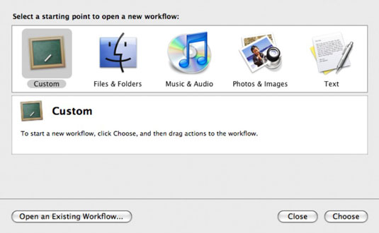How to Program Repetitive Tasks Using the Mac Automator