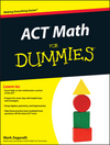 Practice Mathematics Test 1 for the ACT — 60 Questions - dummies