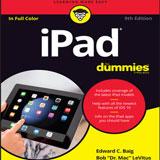 iPad For Dummies, 9th Edition