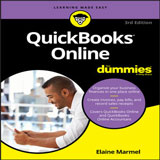 QuickBooks Online For Dummies, 3rd Edition