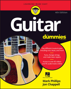 guitar for dummies 4th edition resource center dummies. Black Bedroom Furniture Sets. Home Design Ideas