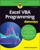 Excel VBA Programming For Dummies, 5th Edition