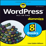 WordPress All-In-One For Dummies, 4th Edition