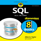 SQL All In One For Dummies, 3rd Edition