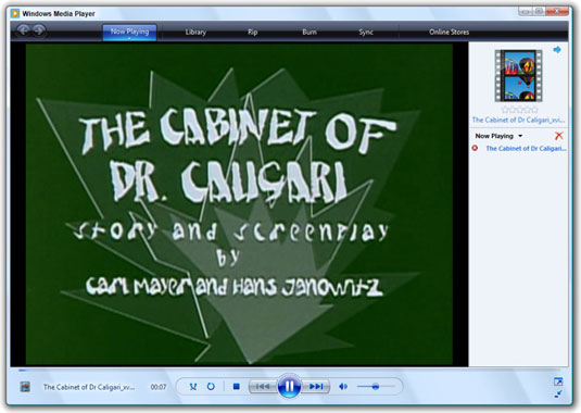 How to Install a New Codec in Windows Media Player - dummies