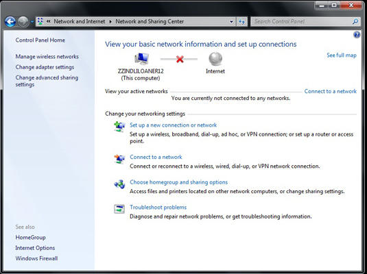 How to Connect to a VPN in Windows 7 - dummies