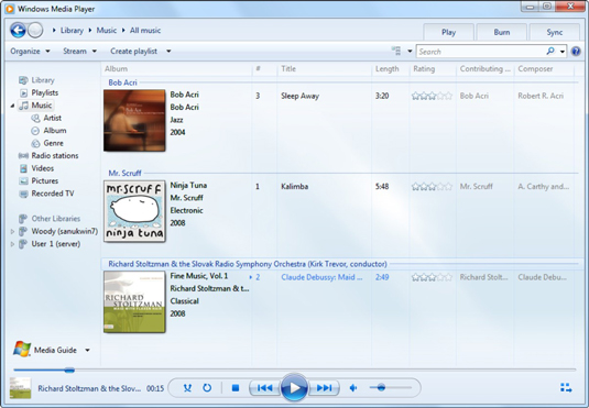 Review: windows 7 part 4: media experience software hexus. Net.