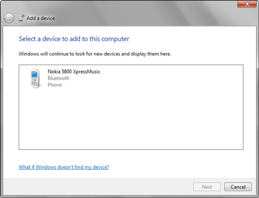 How To Set Up Windows 7 For Bluetooth Dummies