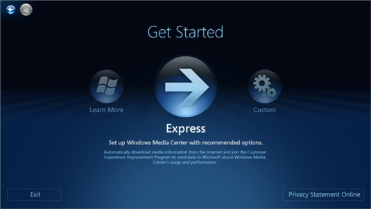 windows media center tv tuner software download