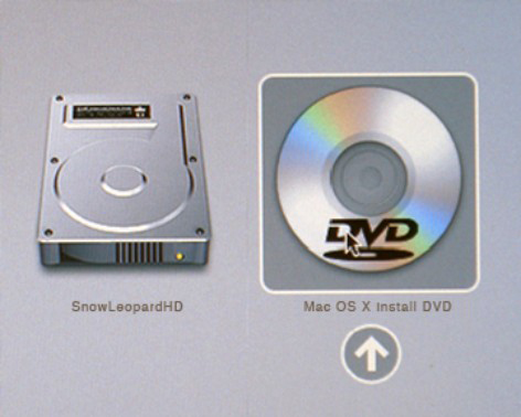 How to Boot Snow Leopard from a DVD-ROM - dummies