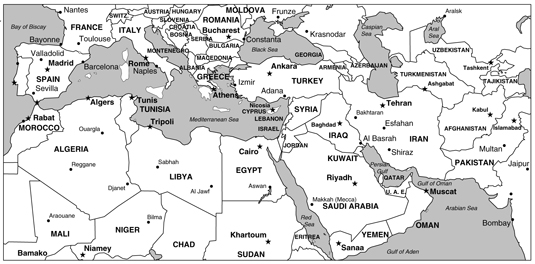 The Middle East For Dummies Cheat Sheet - dummies