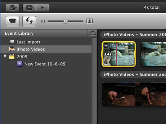 Your video segment is ready for editing.