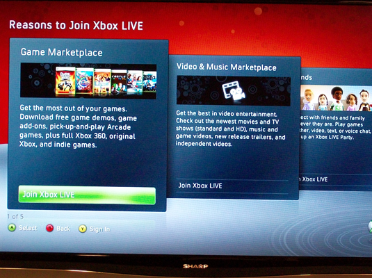 how to play video on xbox 360