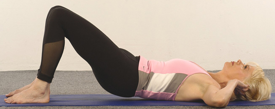 As a beginner, you can do five or fewer repetitions. Gradually increase up to 20 or even more repet
