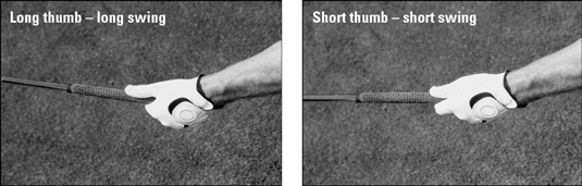 How to Set Up Your Golf Swing - dummies