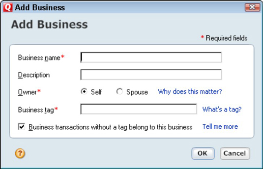 How To Create Business Invoices In Quicken Dummies - Quicken home and business invoices