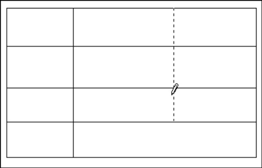 How to draw tables in a word 2010 document dummies - How to create a table in wordpad ...