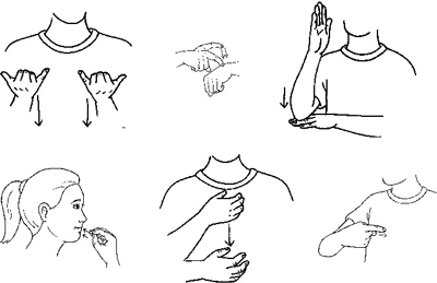 How To Discuss Meals With American Sign Language