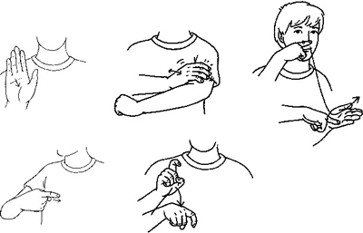 ASL: How to Sign Medical and Hospital Terms - dummies