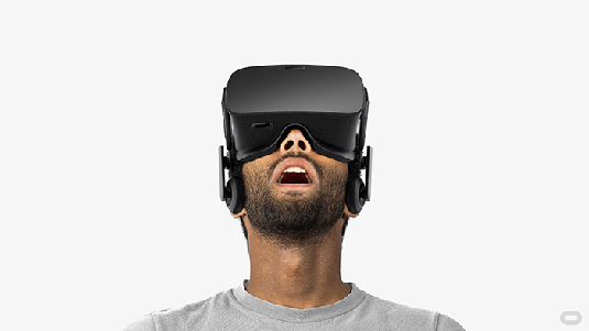 Take your gaming to the next level with Oculus Rift. [Credit: Image courtesy of Oculus.com]