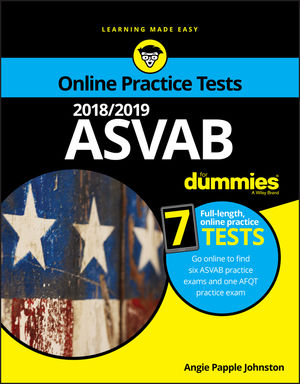 2018-2019-ASVAB-For-dummies-9781119476245-cover