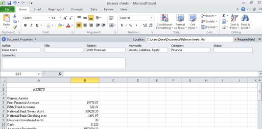 excel 2010 workbook for dummies pdf