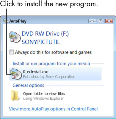 How to Install a Computer Program - dummies