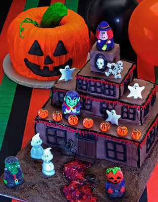Create a spooky delight for your Halloween party.