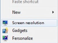 how to find the right resolution for your monitor