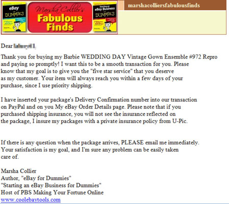 For Seniors How To Ship Your Ebay Item To Your Buyer Dummies