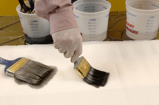 How to Clean Oil Paint from Paint Brushes - dummies