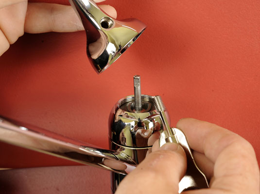 How To Fix A Leaky Faucet Rotary Ball Type Dummies