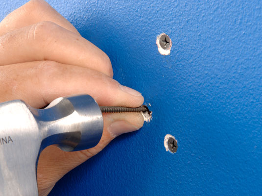How To Fix Nail Pops In Walls And Ceilings Dummies