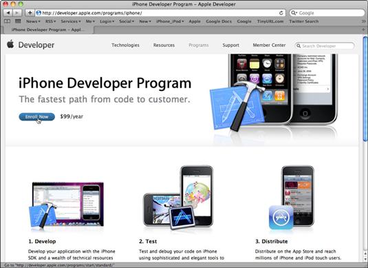 How to Join the Apple Developer Program - dummies