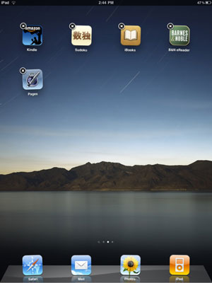 How to Organize Apps on Your iPad - dummies