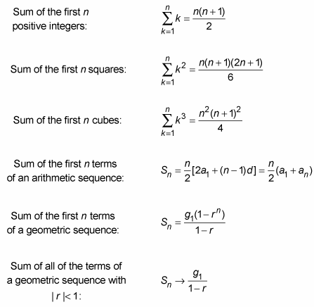 Algebra II For Dummies Cheat Sheet - dummies